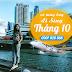 Vé máy bay đi Singapore tháng 10