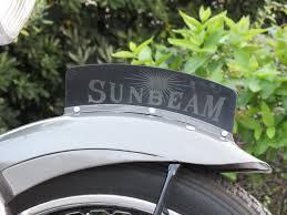 Sunbeam S8 Front look