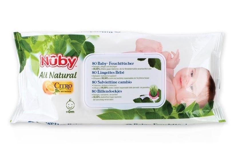 Toallitas higiénicas de Nûby