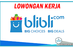 Lowongan Kerja Malang Maret 2018 Blibli.com