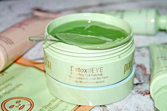 Pixi DetoxifEYE Gels