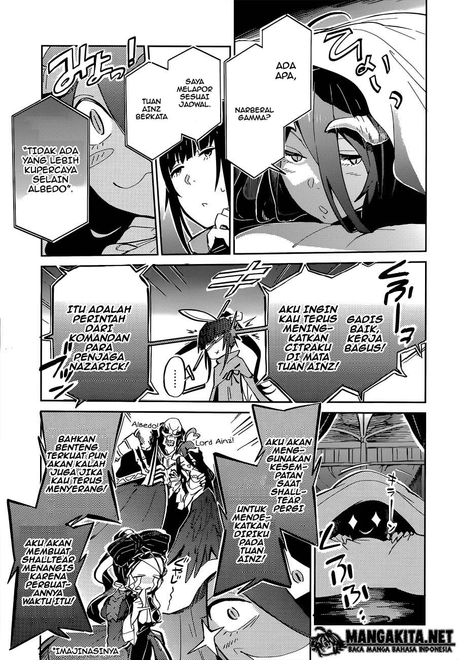 Manga Overlord chapter 5 Bahasa Indonesia