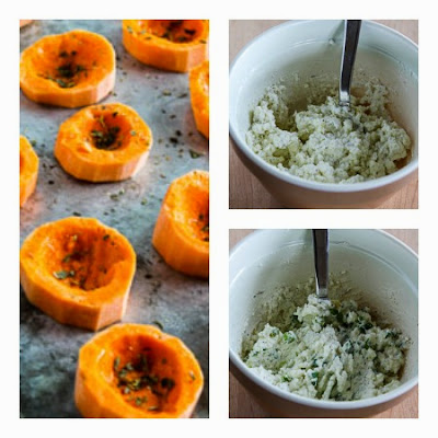 ... Kitchen®: Sweet Potato Appetizer Bites with Feta and Green Onion