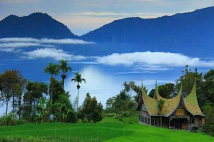 Danau Maninjau Sumatera Barat, Lokasi & Asal Usul Danau Legendaris Di Tanah Minang