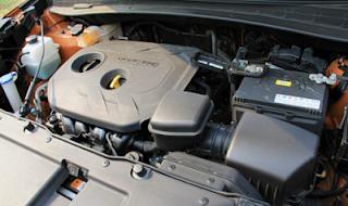 Mesin Mobil Hyundai Tucson