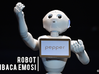 Pepper, Robot Pertama yang Mampu Membaca Emosi Seseorang