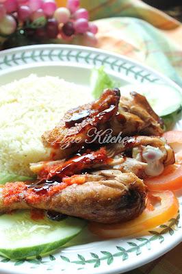 Nasi Ayam Sempoi Azie Kitchen
