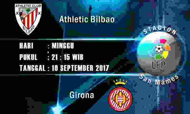 Prediksi Athletic Bilbao vs Girona