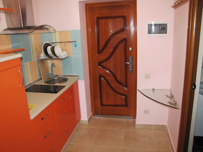 2-комнатные апартаменты отельного комплекса в Семидворье. Вариант 3.