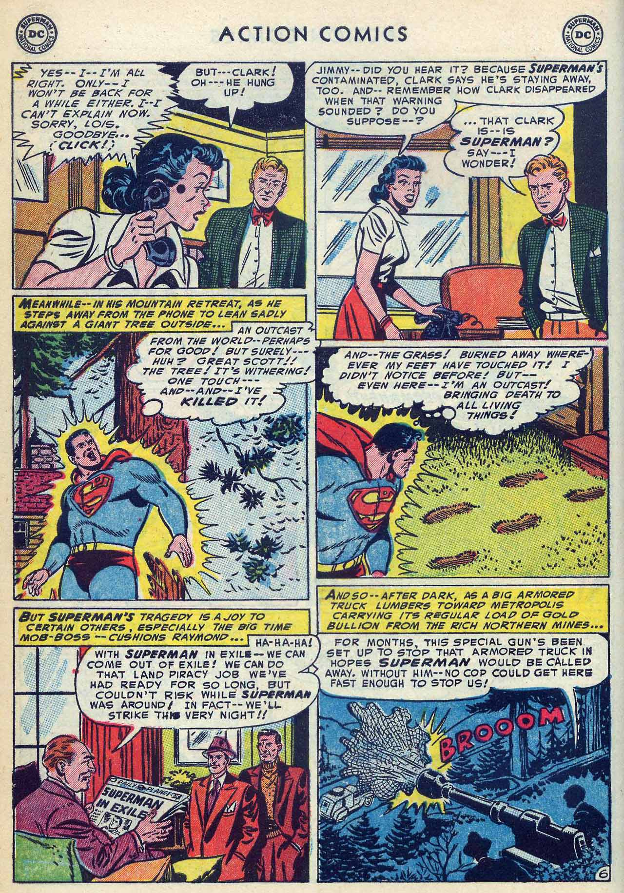 Action Comics (1938) 188 Page 7
