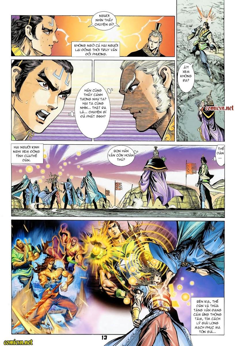 Đại Đường Uy Long chapter 93 trang 13