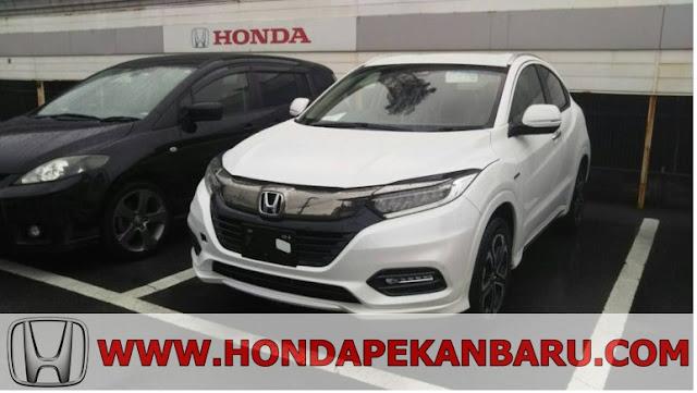 Honda HR-V Facelift Pekanbaru Riau