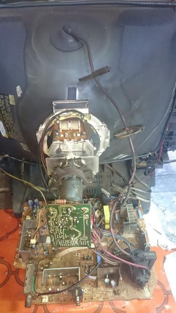 Mainboard TV POLYTRON 21-INCH PS 5225