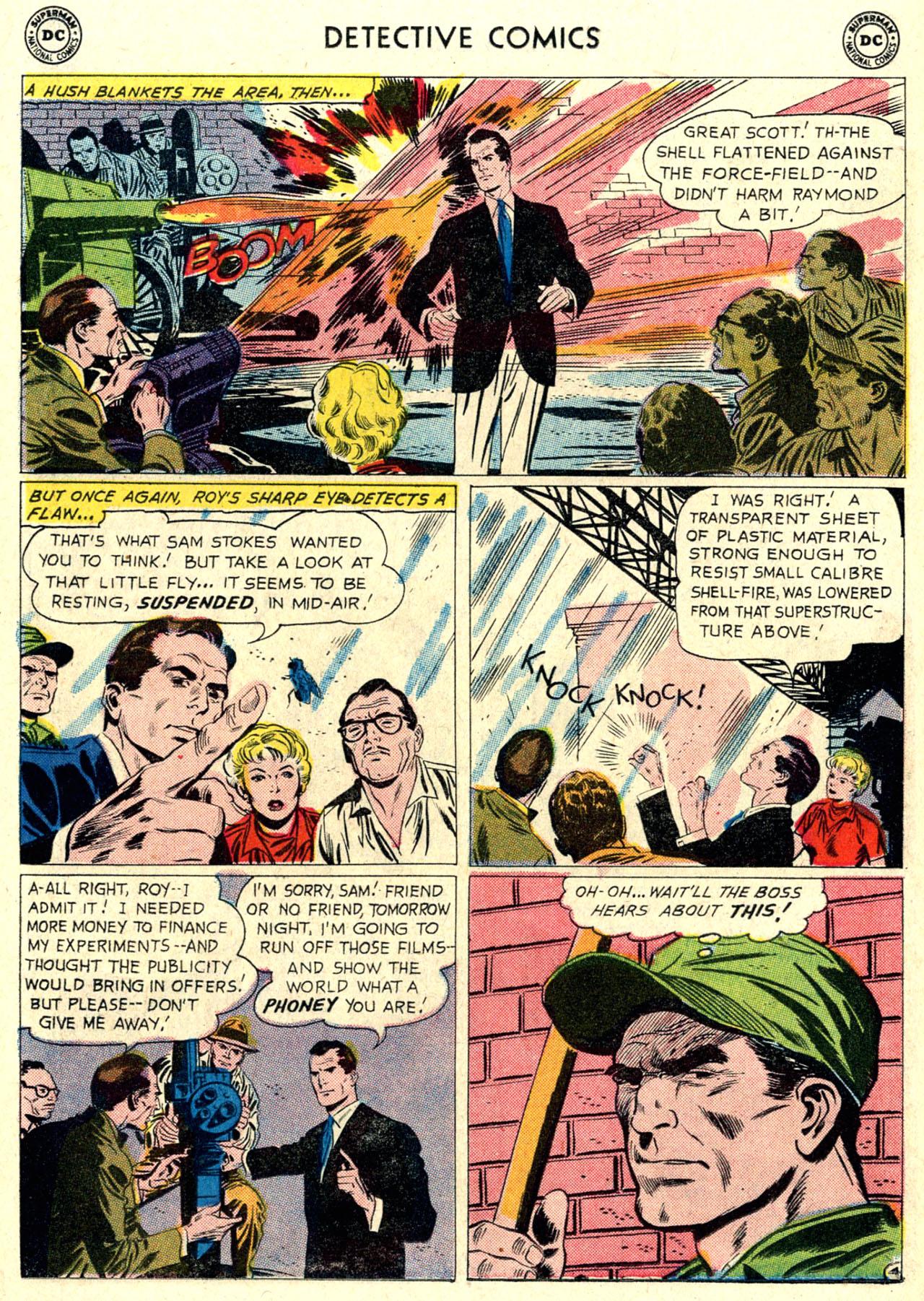 Detective Comics (1937) 291 Page 29