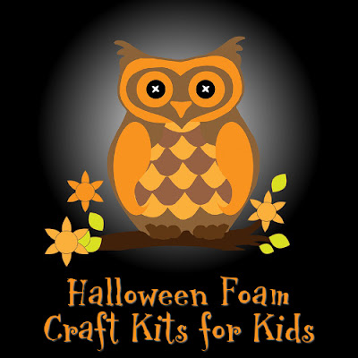 foam crafting kits for halloween