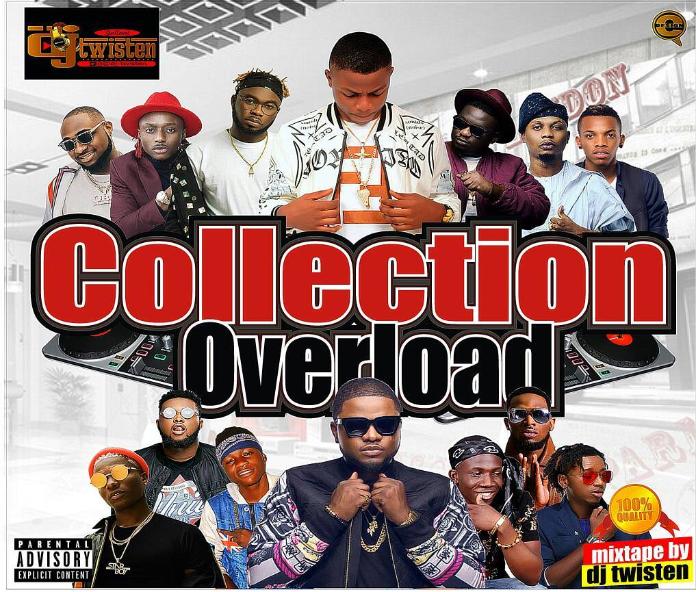 DJ Twisten – Collection Vs Yaso Mixtape - @dj_twinsten