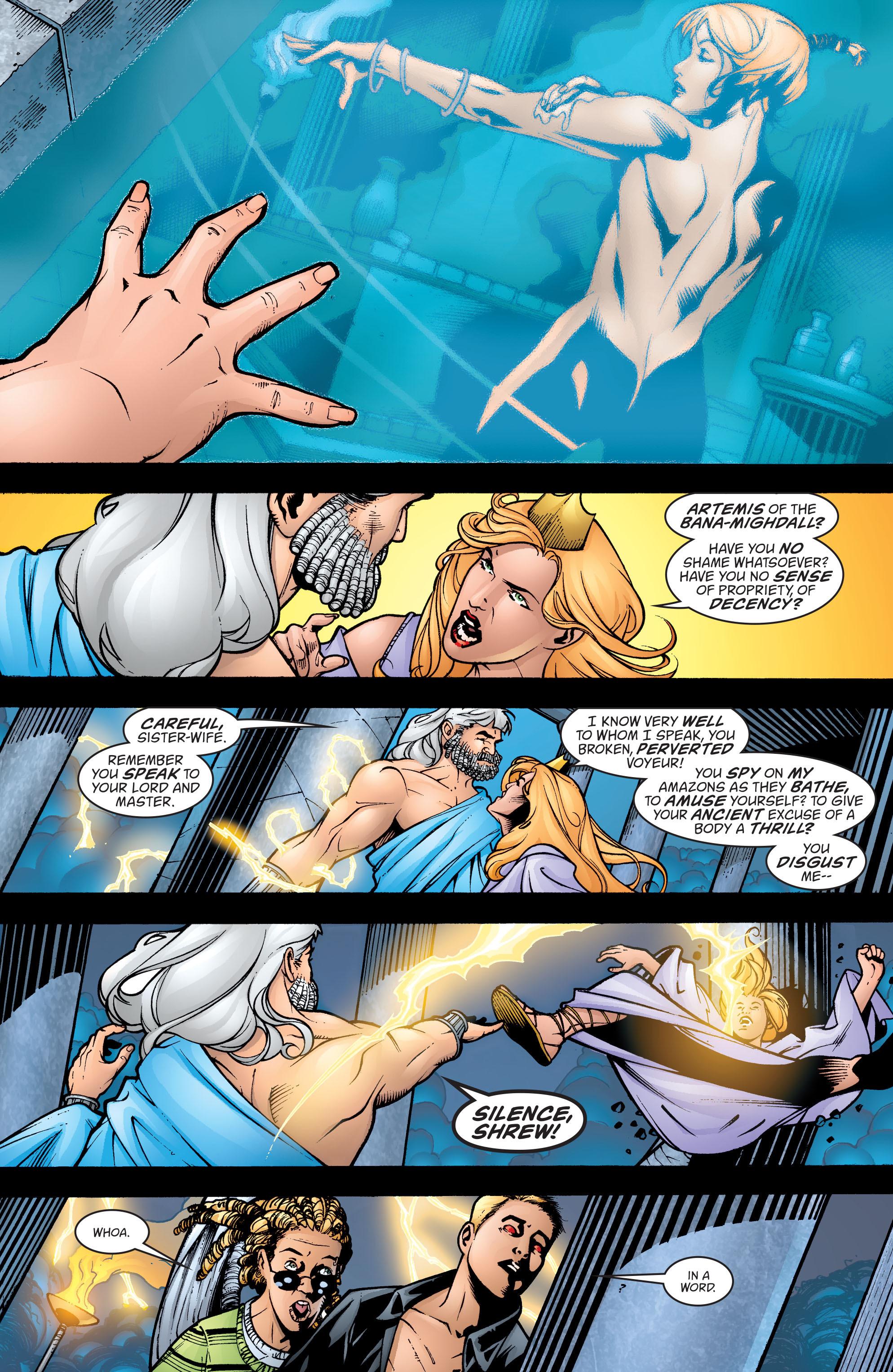 Read online Wonder Woman (1987) comic -  Issue #200 - 10