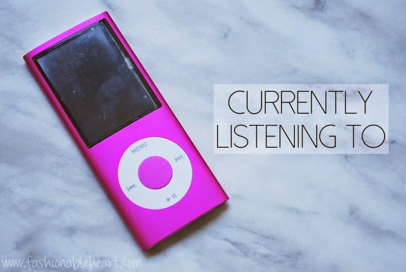 current playlist music