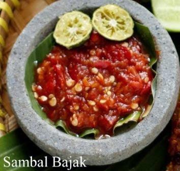 Resep Sambal Bajak Surabaya