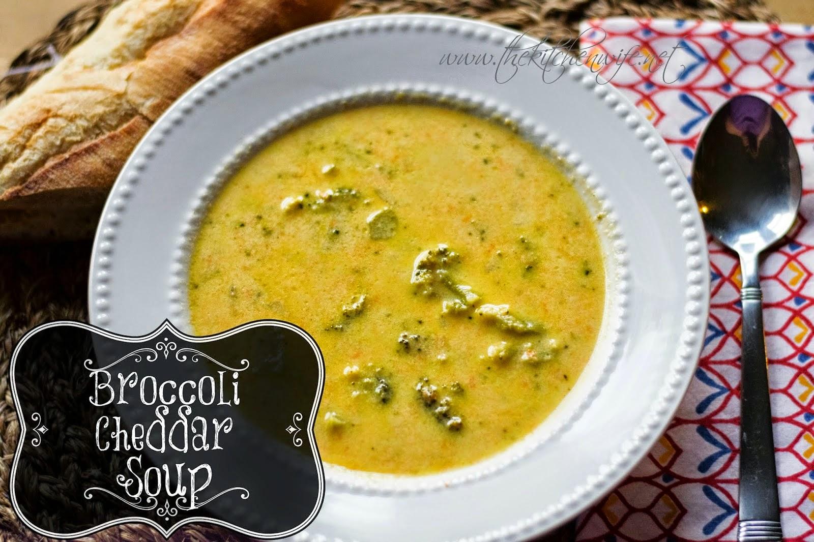 soup, recipe, cheesy, broccoli, classic, homemade, comfort food
