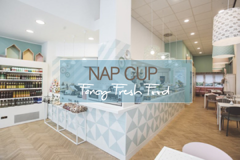 Nap Cup: Fancy Fresh Food
