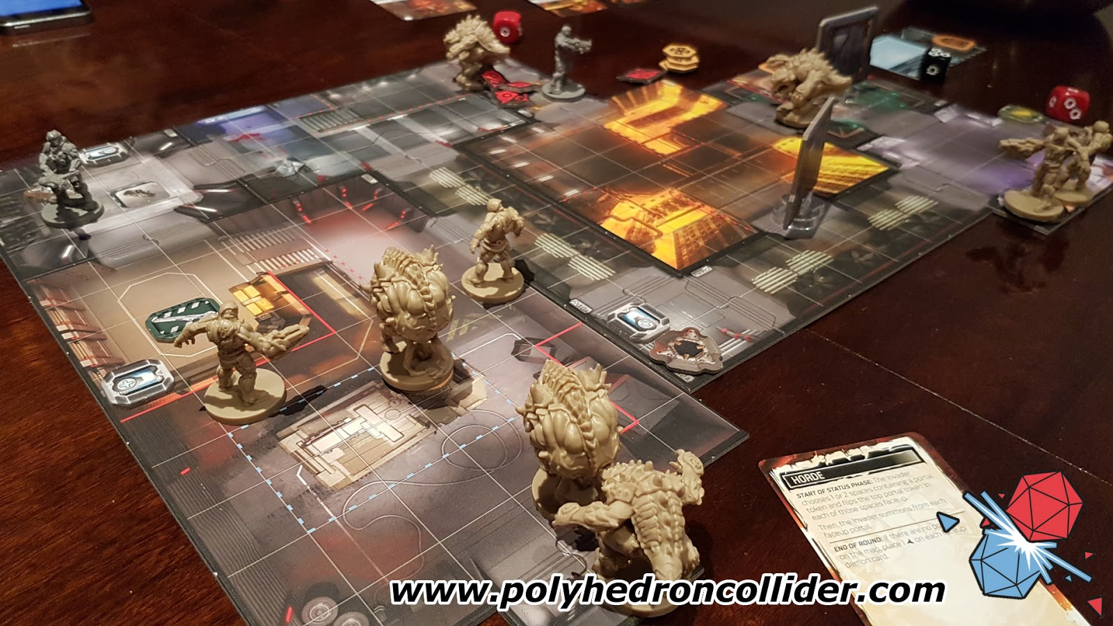 DOOM tabletop board game review