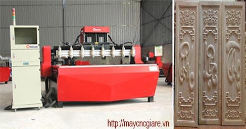 máy đục gỗ cnc