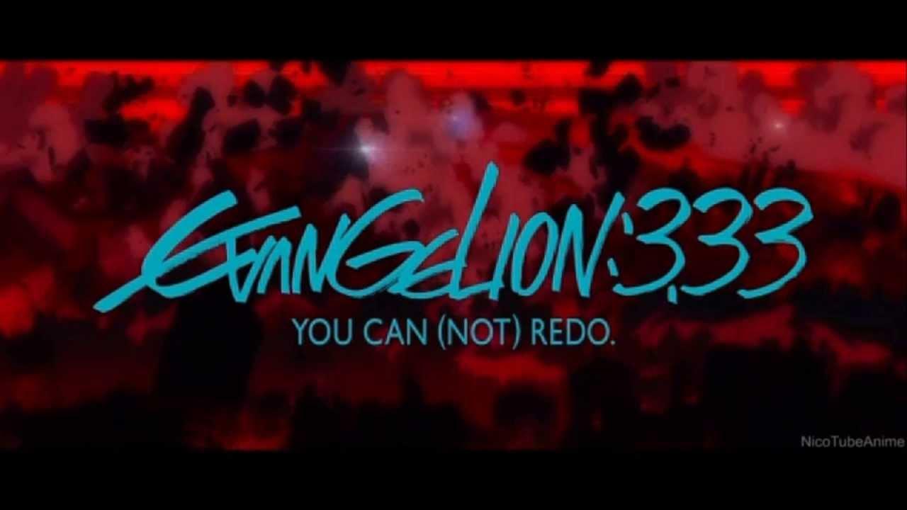 Evangelion 333 you can not redo legendado ptbr filme hd - 5 8