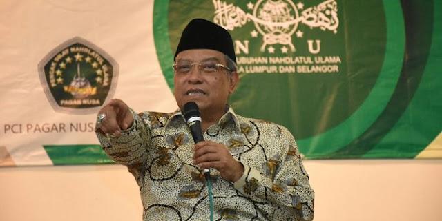 Kiai Said Aqil Siraj Disebut-sebut Pasangan yang Paling Komplementer Untuk Jadi Cawapres Jokowi....