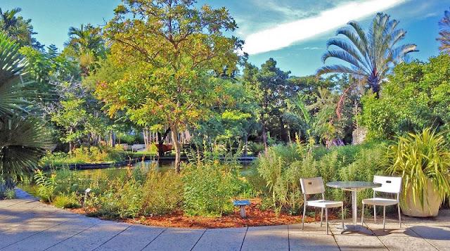 Jardim Botânico de Miami Beach