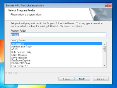 How To Install MG 6852