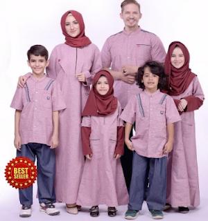 Trend Baju Lebaran Sekarang Untuk Wanita, Pria dan Anak Anak
