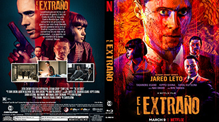 The Outsider - El Extraño - BluRay