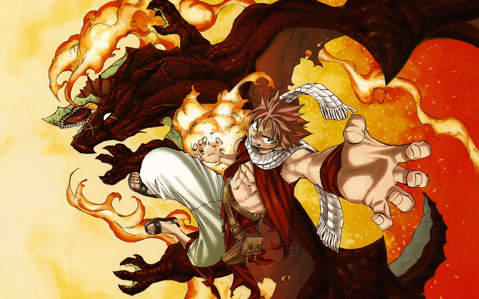 Fairy Tail HD Wallpaper Pack | Manga Council
