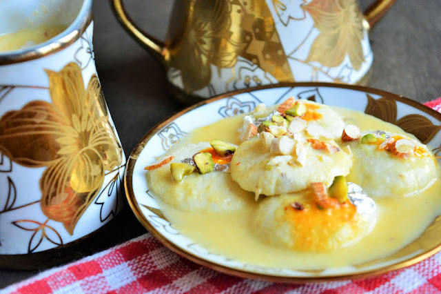 Saffron rasmalai | Rasmalai Recipe | How to make Rasmalai soft