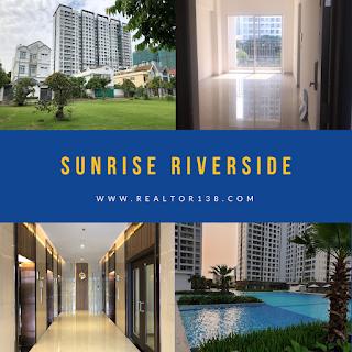 Bán căn hộ Sunrise Riverside đường Nguyễn Hữu Thọ