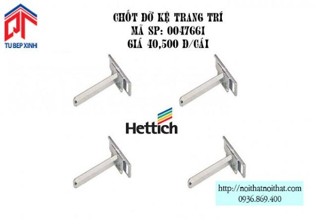 Phụ kiện tủ bếp Hettich cho tủ bếp hiện đại