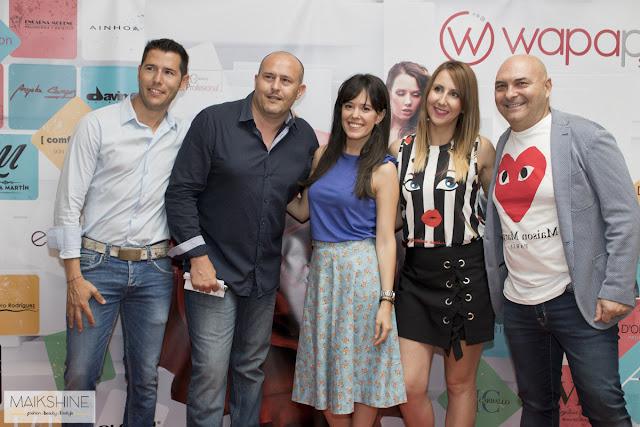 Photocall Wapapop Sevilla