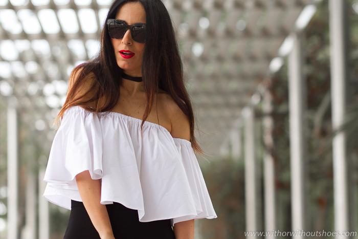 Influencer blogger de moda valenciana con estilo y looks bonitos asequibles de Zara