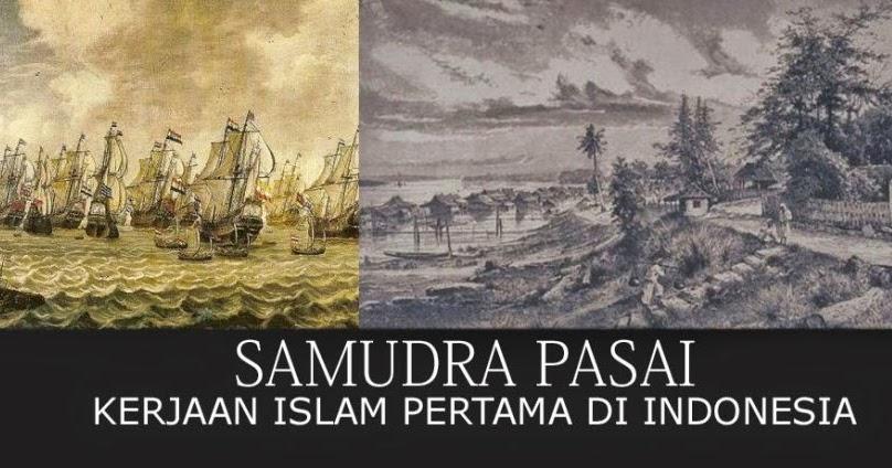Makalah Kerajaan Samudra Pasai Kerajaan Islam Pertama di ...