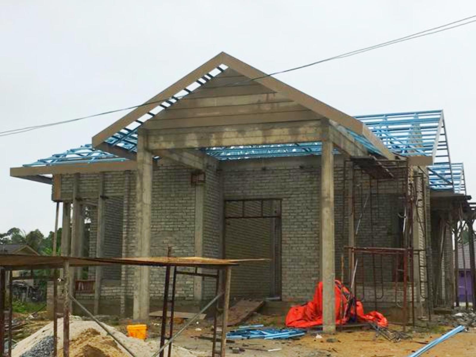 Bina rumah tanah sendiri faktor Kelanatan sumbang terbesar
