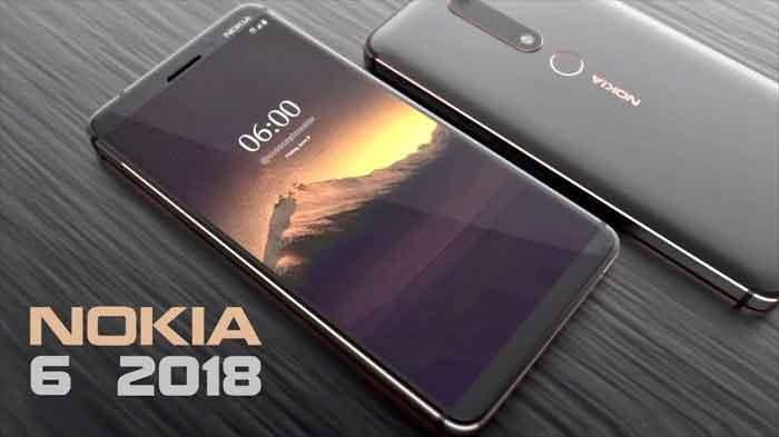 <span class='p-name'>Harga dan Spesifikasi Nokia 6 2018 Indonesia</span>