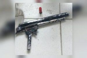 PM prende homem e apreende arma de fogo na cidade de Boquim