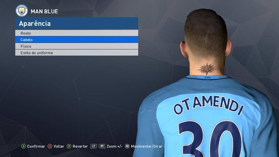 Nicolás Otamendi - Manchester City