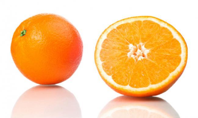 Hoja de naranja agria para adelgazar
