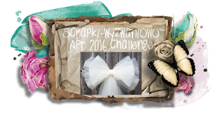 http://scrapki-wyzwaniowo.blogspot.com/2016/04/april-challenge-tulle-reveal-1.html