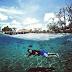 Wisata Umbul Ponggok, Tempat Snorkeling Alami di Klaten
