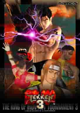 Tekken 3 Free Download for PC (Updated Setup)