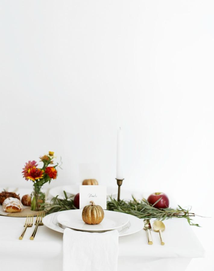 decoracion mesa con calabazas ayudaadecorar.blogspot.com.es/