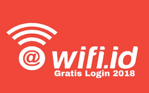 Cara Masuk/Login Wifi.id secara gratis terbaru Oktober 2018